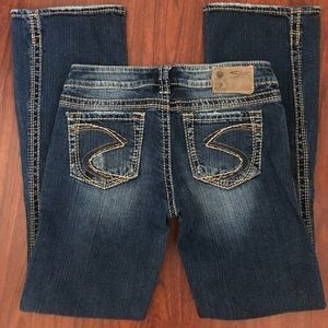 Hardly worn women's Silver Jeans